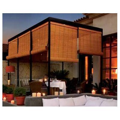 Alicantina madera distintas aplicaciones de la persiana - Persiana enrollable madera ...